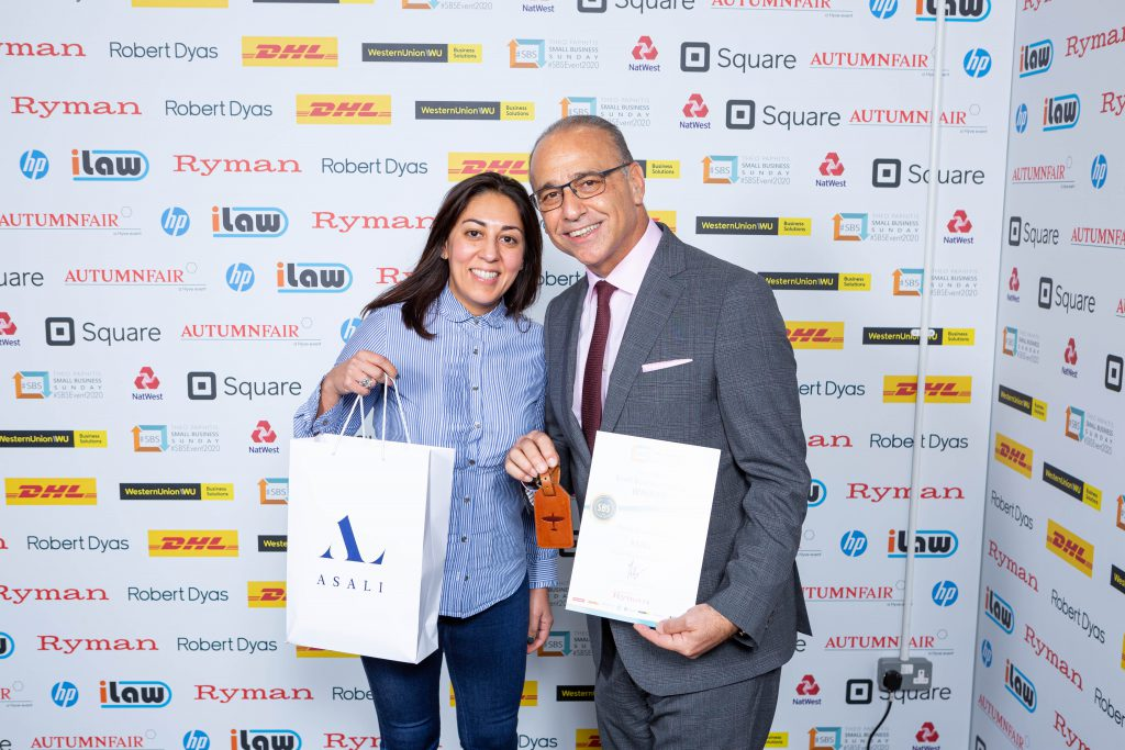 asali designs theo paphitis sbs winner how to win